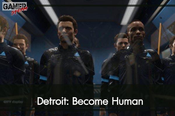 Detroit- Become Human #โหลดเกมออนไลน์