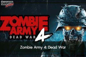 Zombie Army 4- Dead War #โหลดเกมออนไลน์