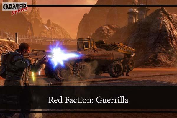 Red Faction- Guerrilla #โหลดเกมออนไลน์
